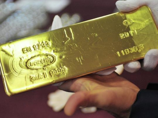 Zejournalmobi Mengapa Rusia Dan China Sibuk Membeli Emas Batangan